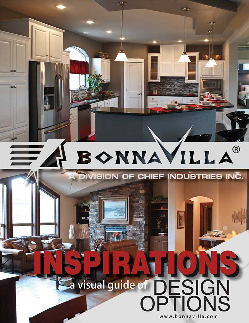 Custom Bonnevilla Homes, Custom Modular Homes